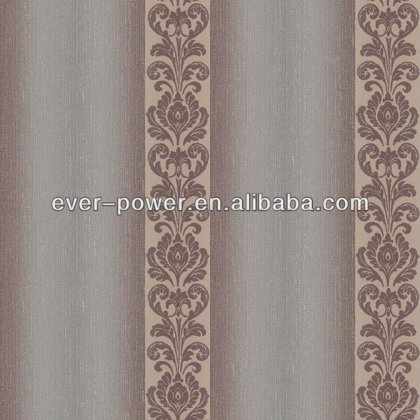 Wallcovering Wallpaper Stickers Flower Murals Papiers Peints De Luxe Buy Papiers Peints De