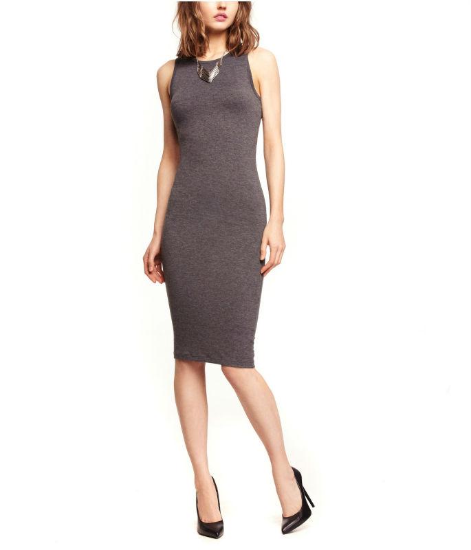 Galerry sheath dress midi length