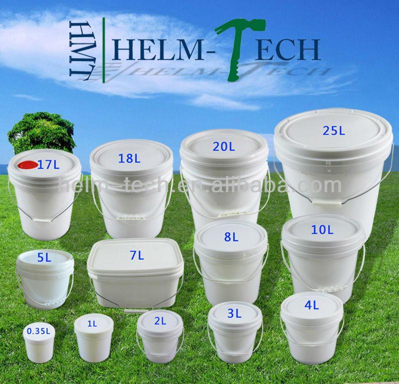 20l Food Grade Plastic Buckets With Handles Buy Plastic