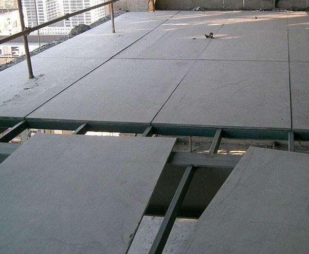 High Quality Flexible Cement Fiber Board Shera Cement