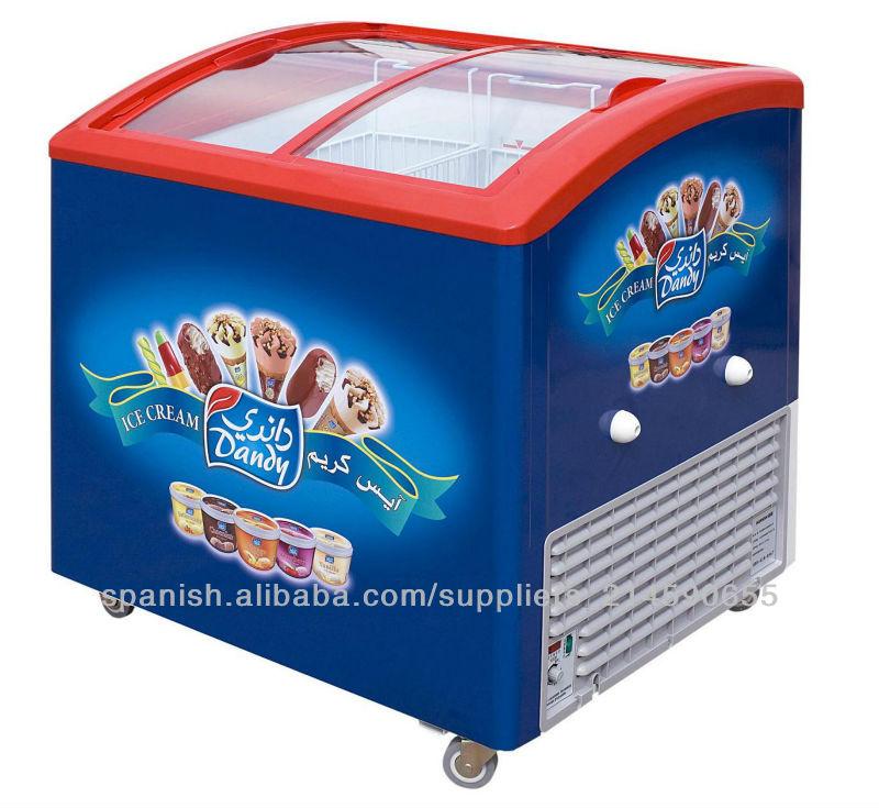 Ice Cream Cake Freezer For Sale