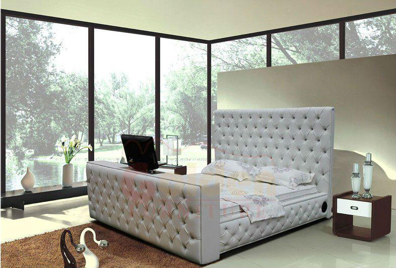 Bg922 Furniture Dubai Modern Bed Tv Lift Buy Bed Tv Lift