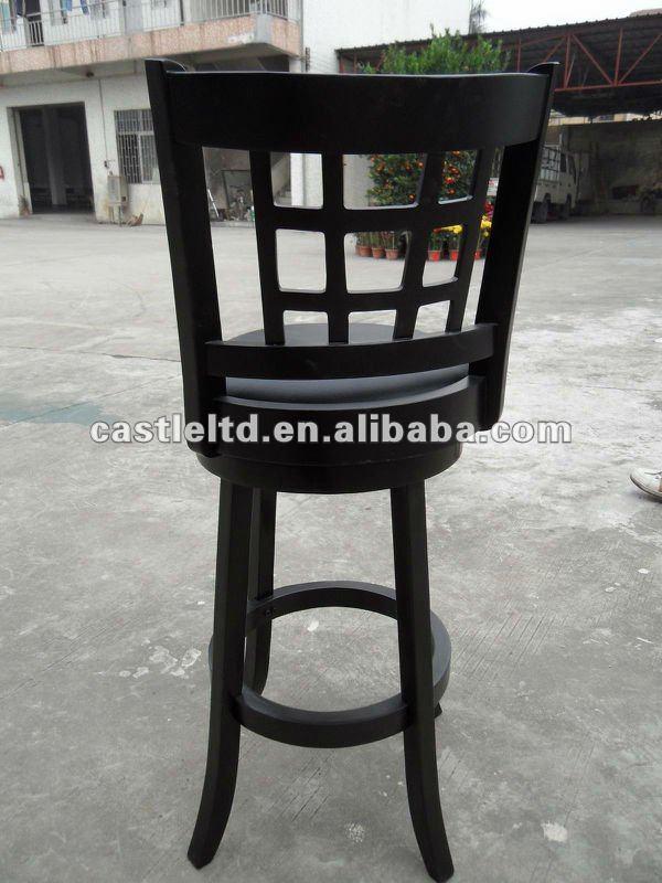 Antique Solid Wood Swivel Back Bar Stool Buy Antique  : 454533136421 from wholesaler.alibaba.com size 600 x 800 jpeg 72kB
