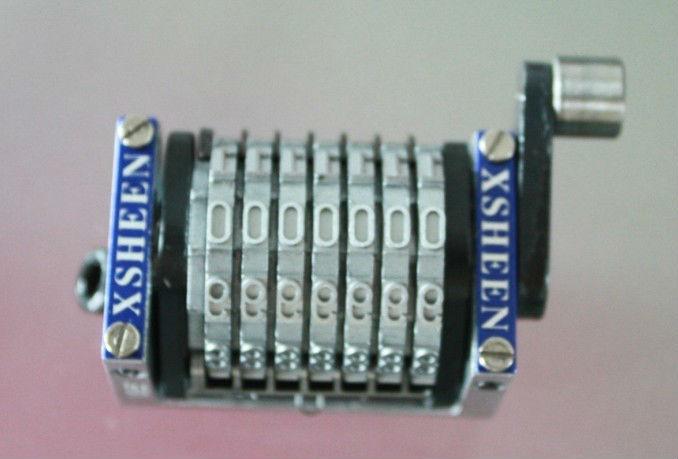 auto numbering machine