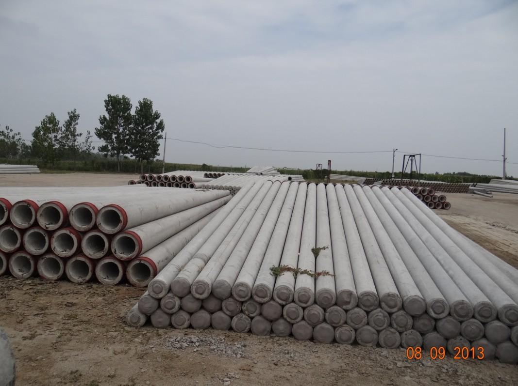 Precast Concrete Pole : Technical specification for pre stressed concrete psc