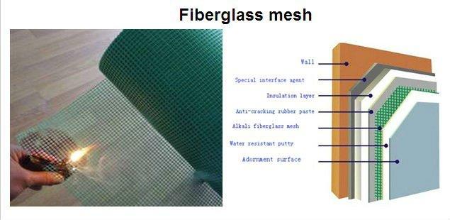 Fiberglass Wall Mesh Grc Wall Panels Eps Insulation With