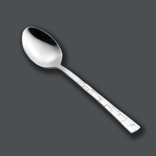 Fda certificated high grade stainless steel flatware set Best brand of silverware