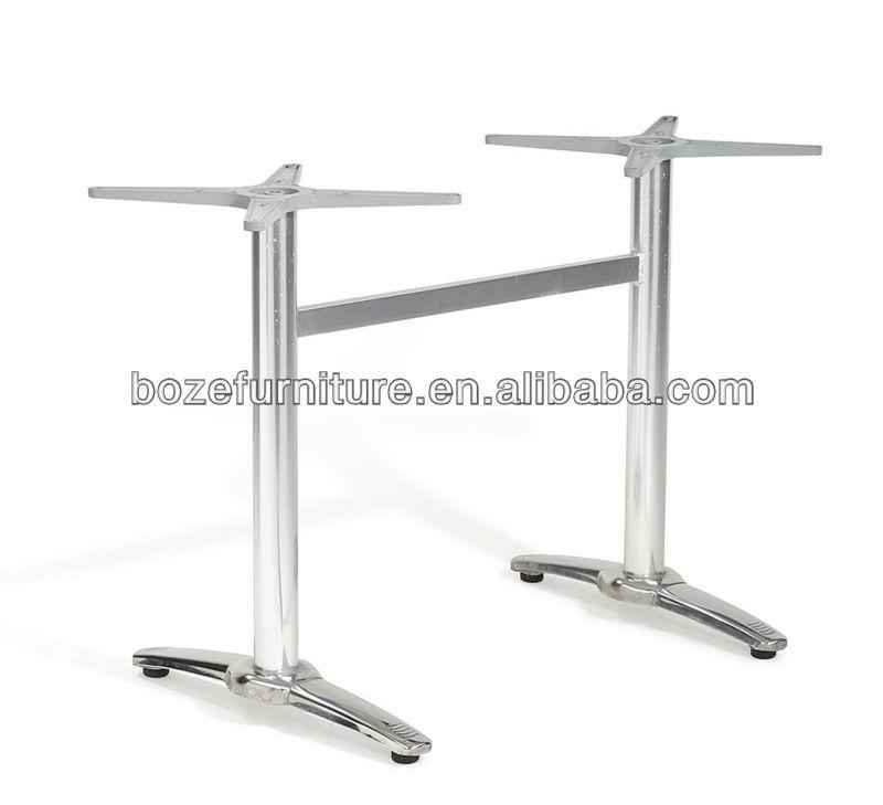 5 legs metal table base metal dining table support buy for Dining table support