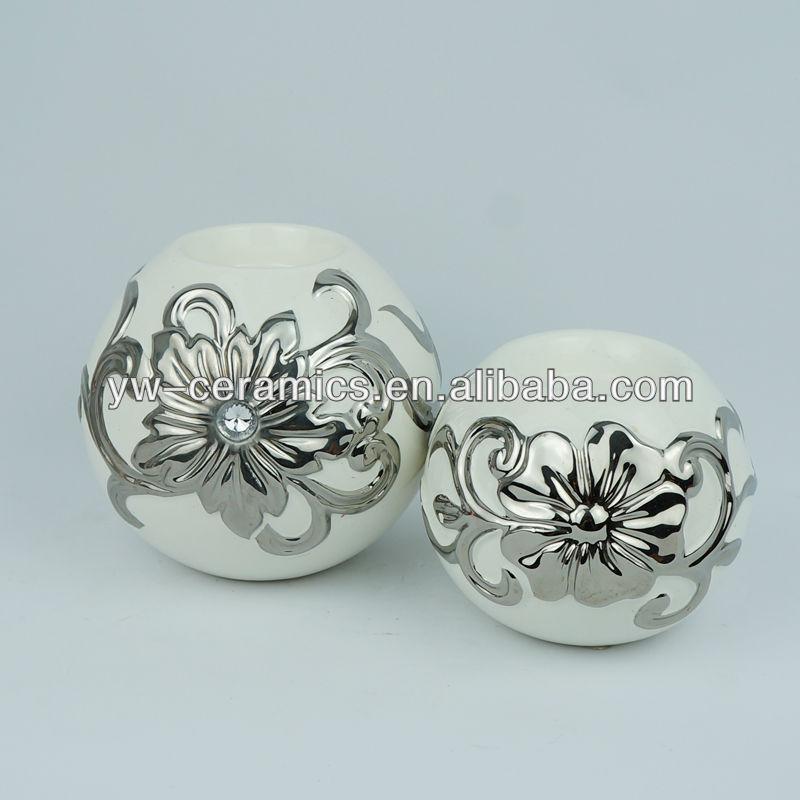 Fashion Design Luxury Ceramic Tealight Holder Buy