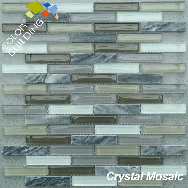 kitchen crystal glass mosaic backsplash tile buy