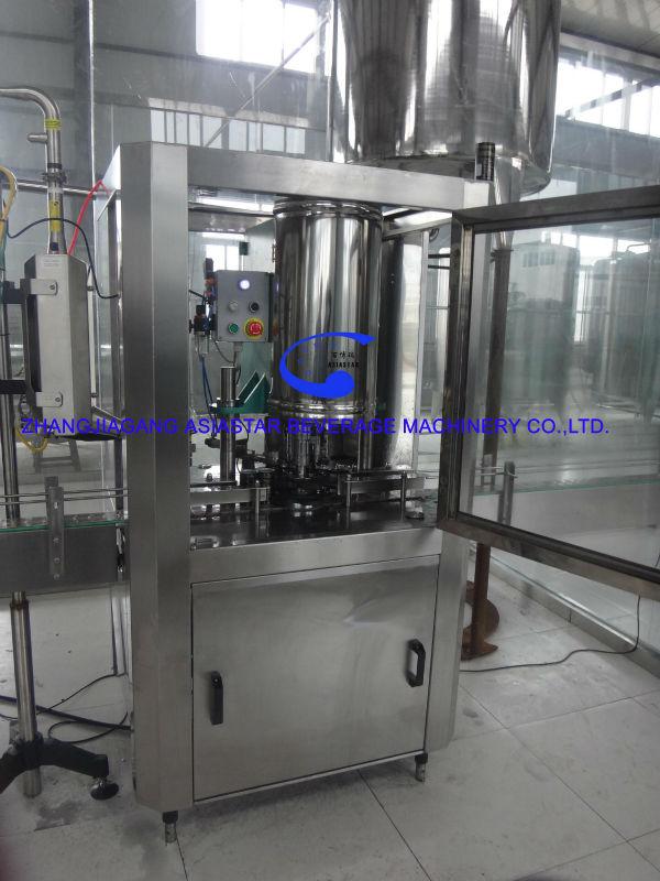 soda canning machine