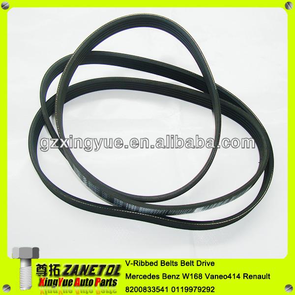 Car auto engine timing belt v ribbed belts belt drive for for Poly v belt for mercedes benz