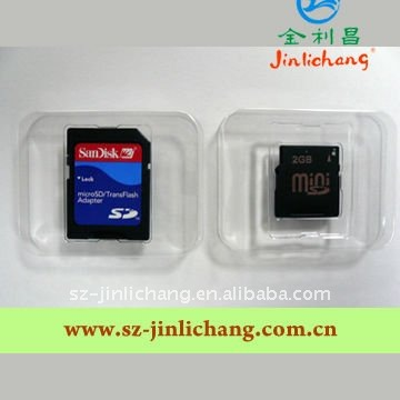 HOT clamshell blister packaging design for mobile phone batteries