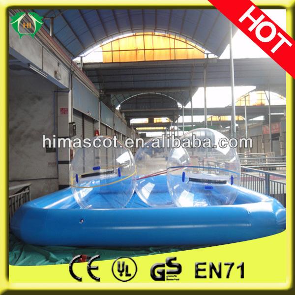 Hi pvc good quality piscine gonflable de boule de l for Piscine gonflable