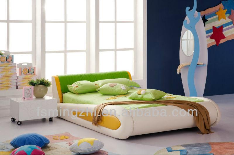 Western Style Colorful Kids Train Bed Eeae002 Buy Kids