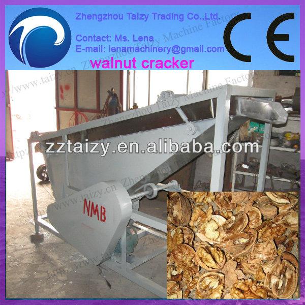 black walnut cracker machine