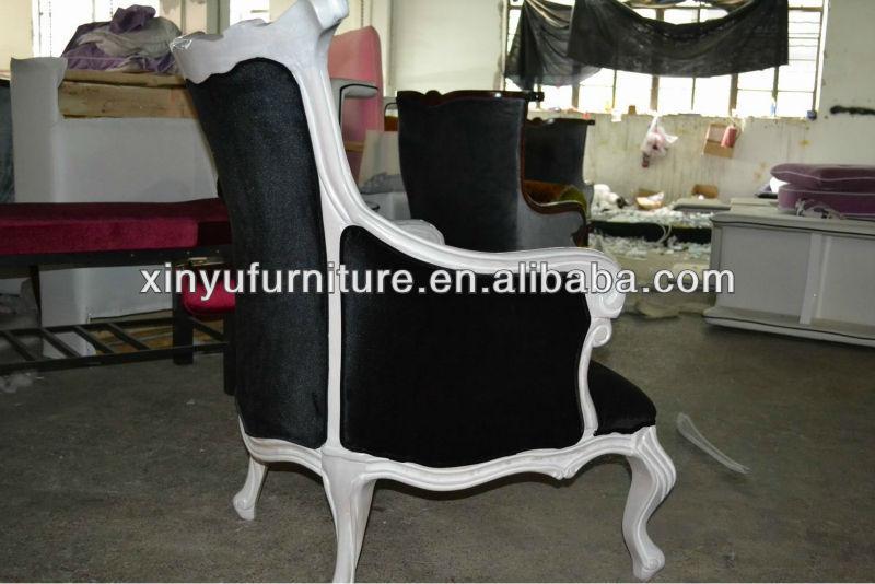 Houten barok fauteuil xy0038 buy product on - Stoel dineren baroque ...