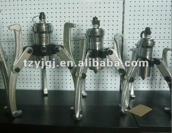 Horizontal Hydraulic Puller : Split unit jaw hydraulic gear puller harmonic balancer