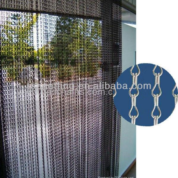 Walk Through Door Curtain Chain Link Fly Curtain Buy