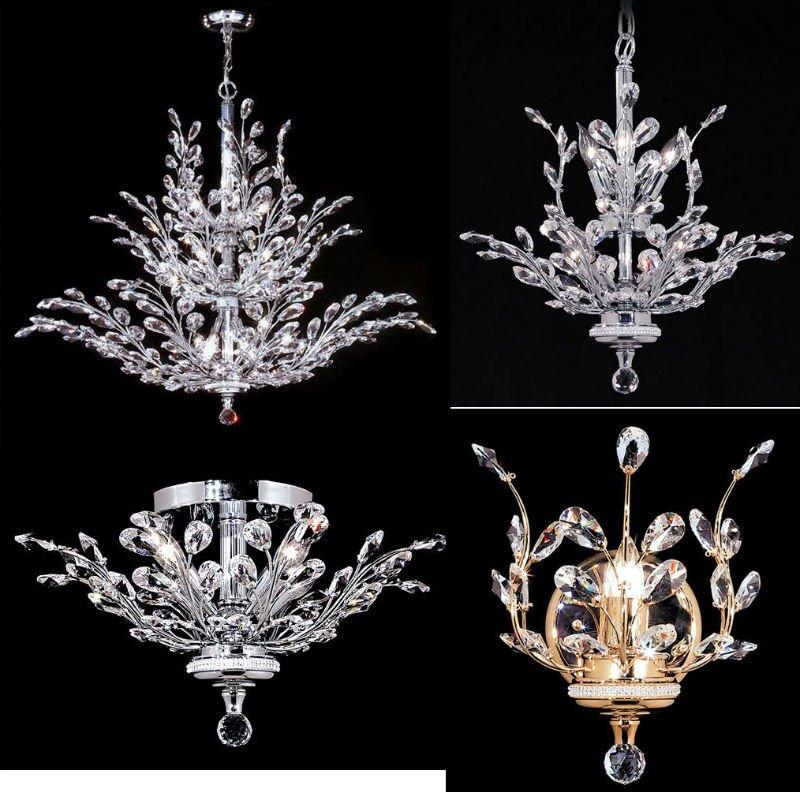 branches chandelier buy chandelier crystal chandelier modern crystal chandelier product on. Black Bedroom Furniture Sets. Home Design Ideas