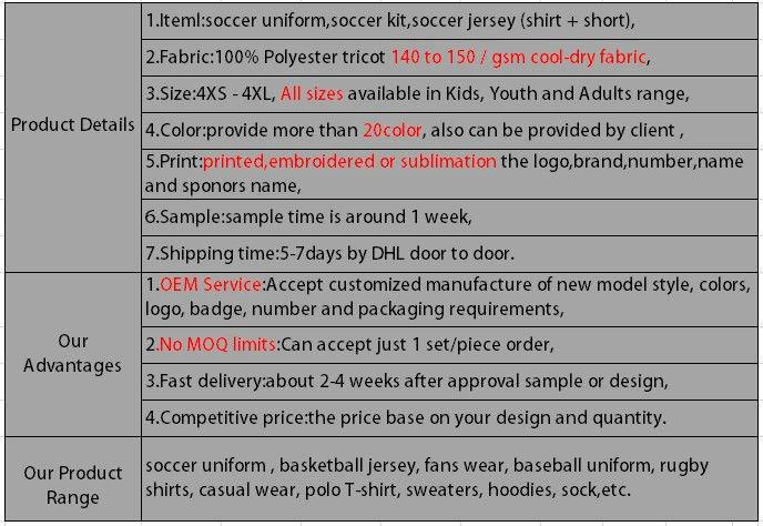 2012 2013 football team cool dry fabric volleyball uniform football