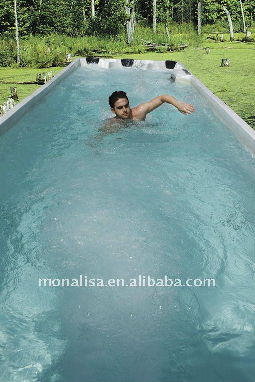 Endless hydro swimming pool buy swimming pool pool for Hydroponic pool