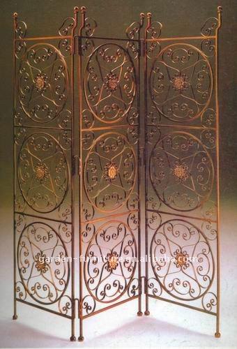 Wrought iron room divider buy wrought iron room divider - Biombos decorativos ikea ...