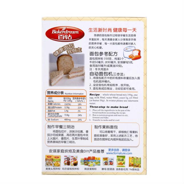 bread machine bread mixes in stores