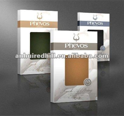 Cardboard pantyhose packaging