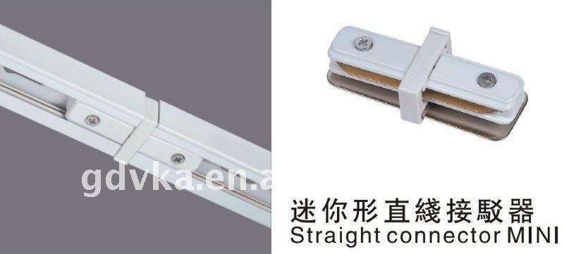 2 line l connector led track rail lights buy track rail. Black Bedroom Furniture Sets. Home Design Ideas