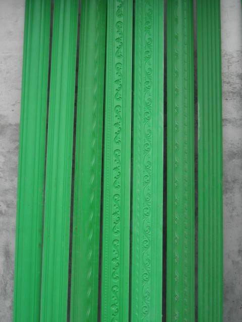 Gypsum plaster fiberglass cornice mould view orienmental for Red top gypsum plaster