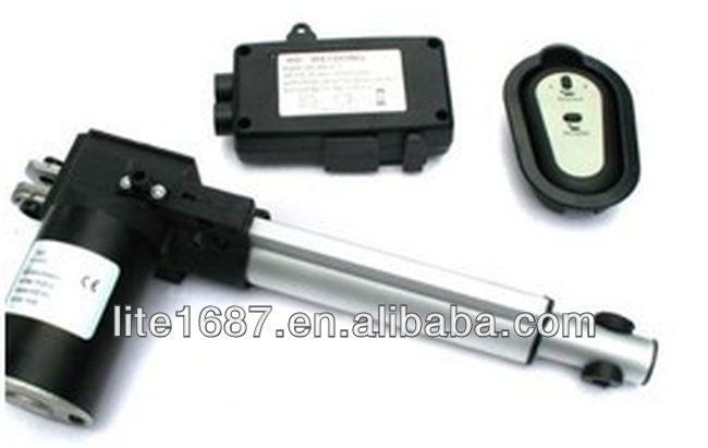 12v 24v dc high speed electric linear actuator for car for 12 volt door opener