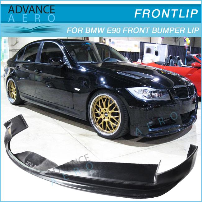 2008 Bmw 335xi Price: FOR 05-08 BMW E90 M-SPORT FRONT BUMPER LIP SPOILER BODY