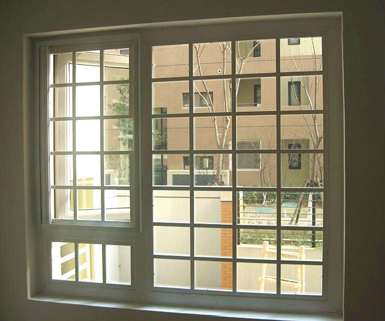 Upvc Sliding Window With Grill Design Buy Upvc Window