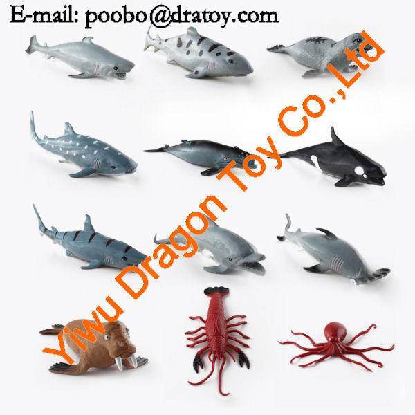 Tpr soft toy gold fish mini plastic fish toy buy tpr for Small plastic fish