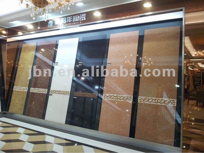 Foshan Jbn Ceramics Vitrified Tile Price Polished Porcelain Floor