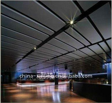Perspex ceiling tiles