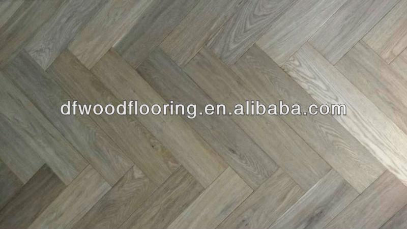 Antique Oak Herringbone Parquet Solid Wood Flooring Buy