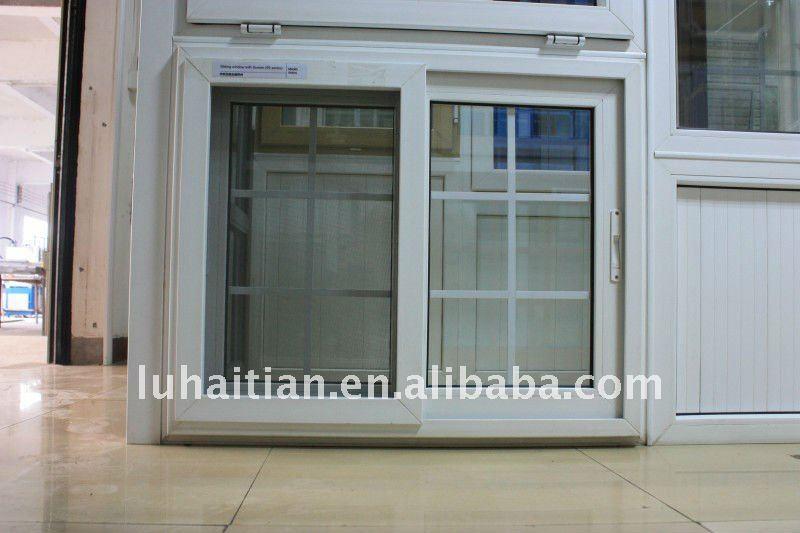 Pvc sliding windows double glazing windows buy pvc for Pvc double glazing
