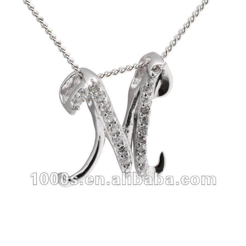 Alphabet pendant s pendants view silver alphabet letter pendant alphabet pendant s pendants aloadofball Image collections