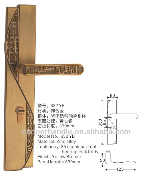 China different types door locks buy different types door locks storeroom door lock interior - Different types of bedroom door locks ...