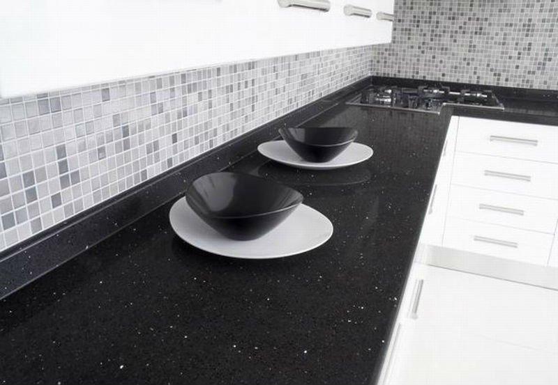 Sgs Approved Artificial Quartz Stone Vanity Top Kitchen - Quarzite ...