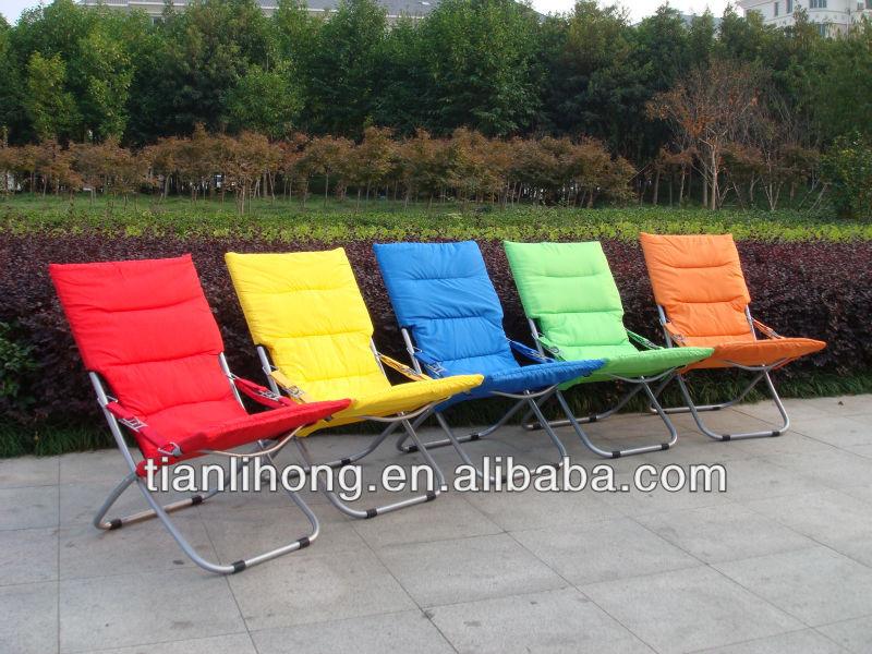 Cheap Folding Beach Lounge Chair View cheap chaise lounge chairs TLH Produc