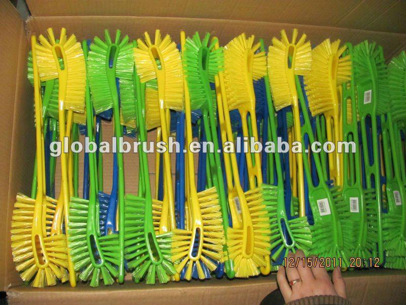 xbx100 indian market best seller double hockey brush bathroom sanitary toilet brush buy double. Black Bedroom Furniture Sets. Home Design Ideas