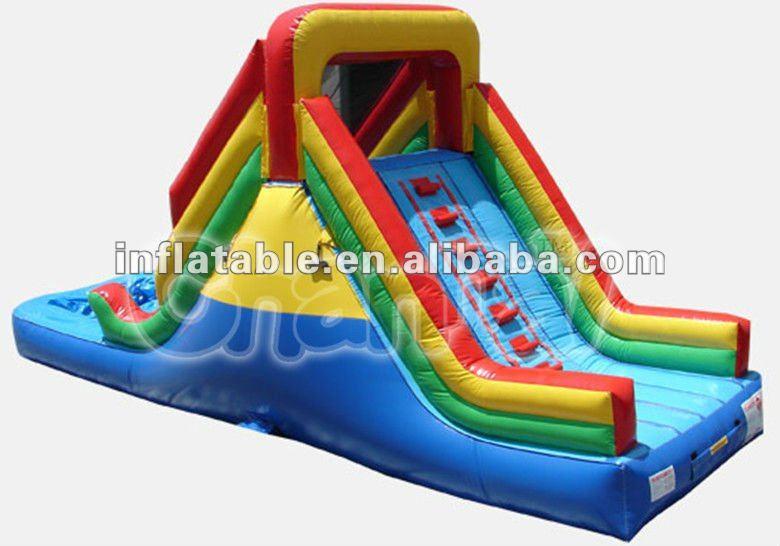 13ft Inflatable Swimming Pool Slide Water Slide Inflatable With Pool Buy Commercial Inflatable