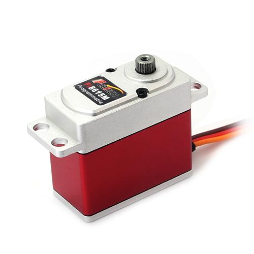 15 kg Torque High Speed HV Metal Case Digital Programmable Servo Fi8615M