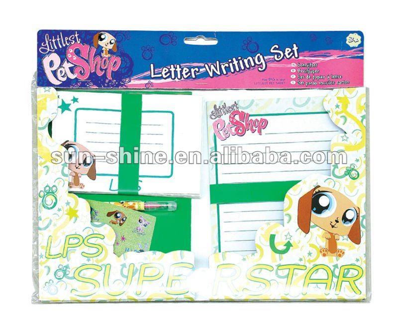 Diy Children Pocket Letter Writing Set Buy Letter