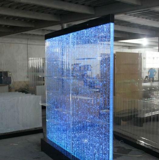 Decorative Popular Beautiful Modern Bubble Wall Water