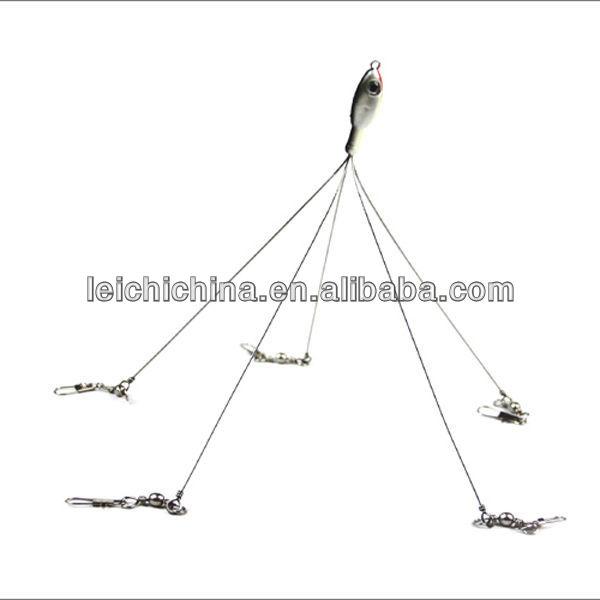 5 arms fishing umbrella rigs alabama rig buy alabama rig Umbrella rig fishing