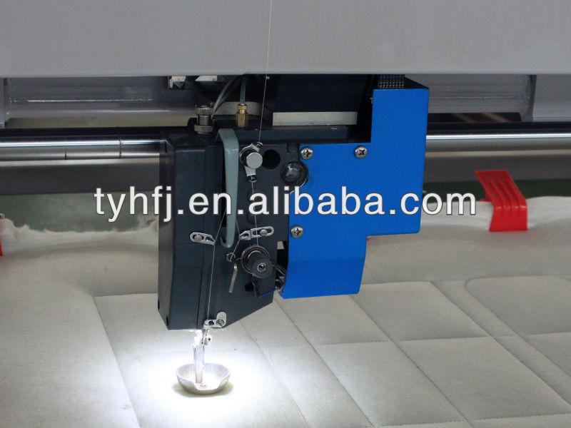 HFJ-29B2426 Hot Sale Computerized Quilting Machine,Long Arm Sewing ... : computerized long arm quilting machines - Adamdwight.com